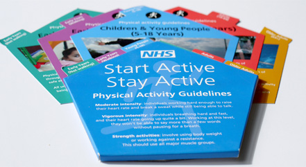 NHS Active Guidelines