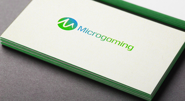 Microgaming Printed Business Cards